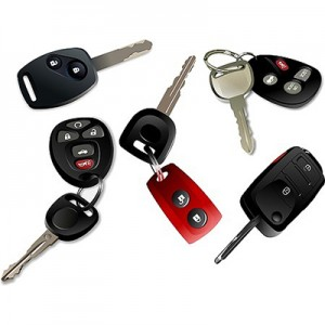 Many car keys