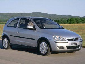 Vauxhall Corsa 2001-2006