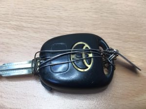 Car Key Fixed