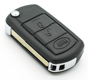 Landrover Discovery Key with Rechargeable Battery