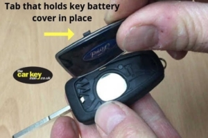 Ford Focus 2011 2016 How To Replace The Key Battery The Car Key Man National