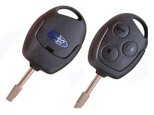 Ford Car key problem car will not start problems with the