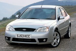 Ford Mondeo Key battery