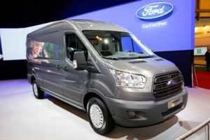 new shape ford transit