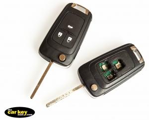 broken astra key