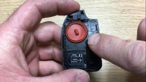 Peugeot 108 Smart Key