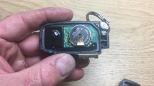 Land Rover Proximity Key