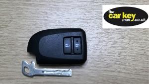Expensive car keys