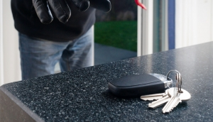stolen car keys