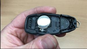 Ford Keyless key
