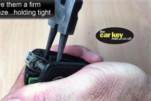 Vauxhall Flip Key Repair