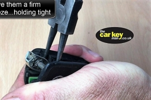 Vauxhall Flip Key Upgrade