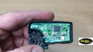 Broken Hyundai Key