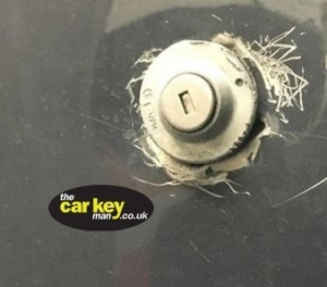 Ford Transit Custom Key