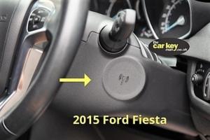 Ford Keyless Emergency Start