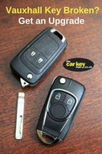 broken car keys