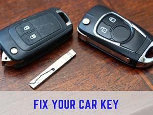 fix your car key