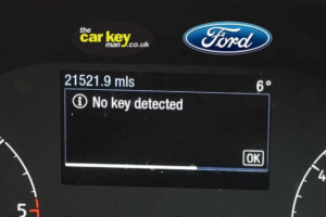 Ford Connect non start