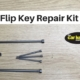 car key blade swap kit