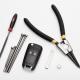 complete Vauxhall key repair kit